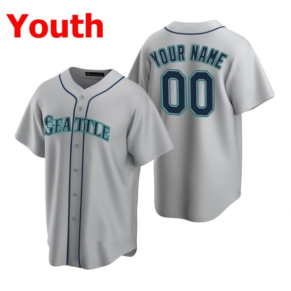 Youth Gray 2020 Cool Base