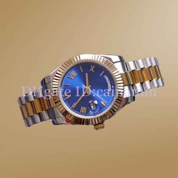 GoldSilver الأزرق