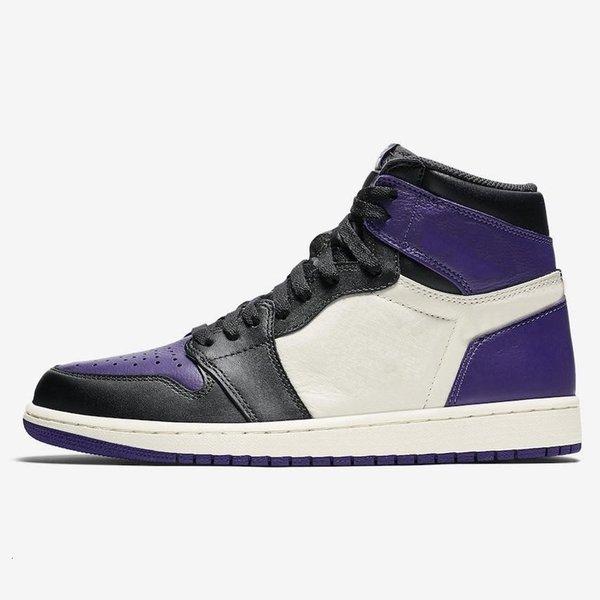 Court Purple_