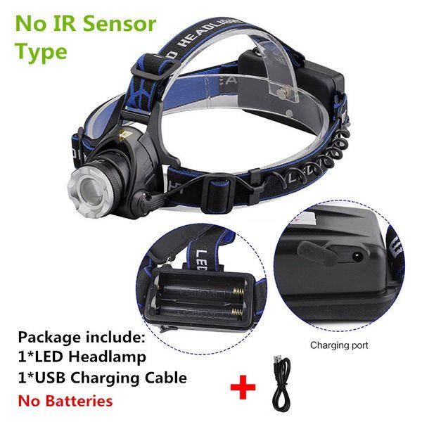 No Sensor DC 01