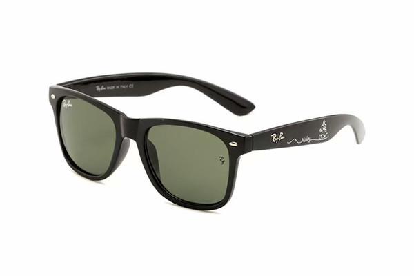 Brand designer 2143 sunglasses 2019 pilot women men fashion big square frame eyeglasses driving shopping goggle eyewear shade glasses