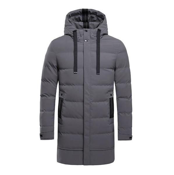 Winter Herren Jacken warmen Mantel Herren Marke Casual Outwear Jacke Winter Daunenjacke Parkas Man Designer Mantel