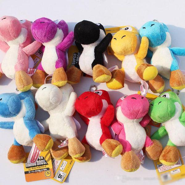 Новое хорошее качество слоненок Чучела дети Прятки Электрическая музыка Плюшевые игрушки слон мягкие игрушки 20 шт