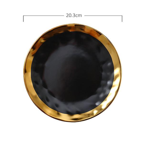 8quot. لوحة - أسود نموذج جديد
