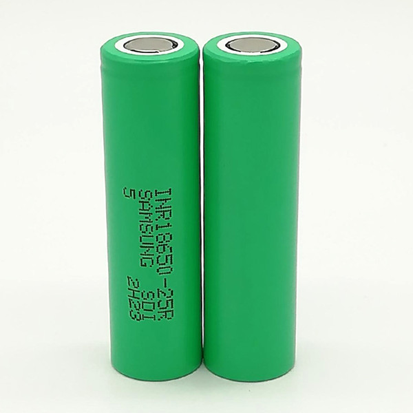 best selling 300pcs 100% High Quality INR 25R 18650 Battery 2500mAh IMR 3.7V for LG SONY Samsung Rechargable Lithium Batteries Cell
