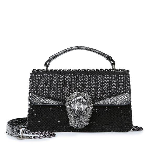 2019 new Women Hasp Messenger Bags fashion Vintage Leather Bags Handbags Women Famous Shoulder bags fenghui/4