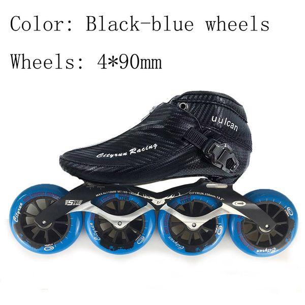 черный синий 4-90мм