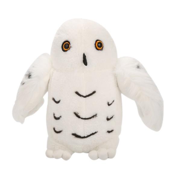 new 2019 Owl. Amazon Explosion Plush Toy White Owl Doll Eagle Bird Doll Plush Toy Factory Wholesale