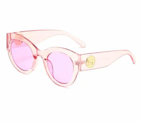 Classic Round Sunglasses Women men designer metal frame Vintage Driving glasses uv400 Eyewear Unisex Sun Glasses