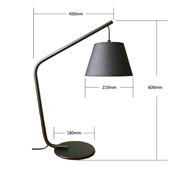 Table lamp Black