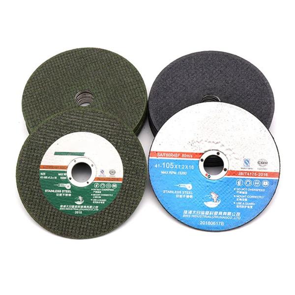"10Pcs 115mm 5/"" Resin Cutting Disc Cut Off Wheel For Metal Stone Cutting Tool"