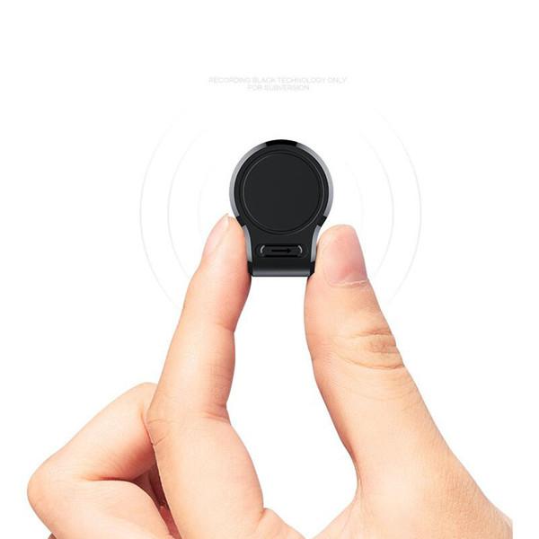 Mini Magnetic 600 Stunden Intelligente Rauschunterdrückung Versteckte, sprachaktivierte, HD-Diktiergerät für Fernaufnahmen