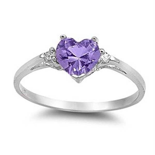 Персик сердце кольцо леди любовь форма Циркон набор шнек медь с серебром ювелирные изделия День святого Валентина свадебная компания