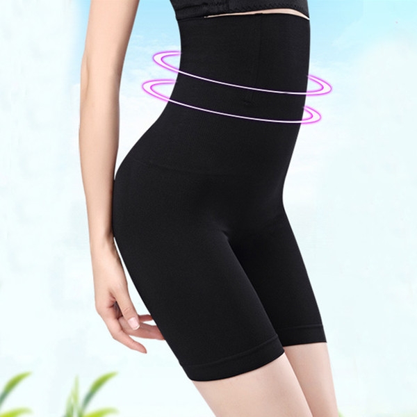 Body Sexy Shaper Mujeres Cintura alta que adelgaza Control de la barriga Bragas Pantalones Calzoncillos Shapewear Ropa interior Body Shaper Señora Corsé