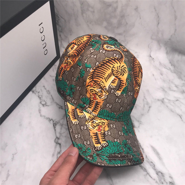 High quality canvas summer outdoor sports tourism sun hats men and women designer ball caps European style brand duck tongue cap with box