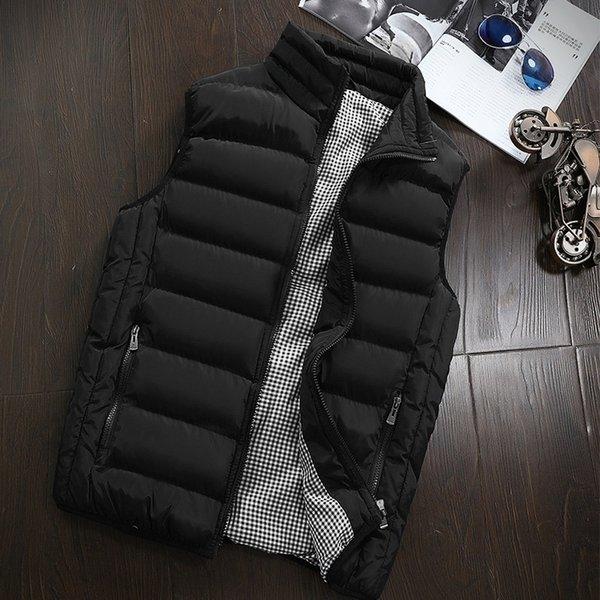 ZOGAA Winter Coat Men puffer jacket korean fashion man clothes Slim fit Zipper men winter down jacket Warm Casual windbreaker