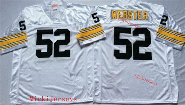 52 Mike Webster