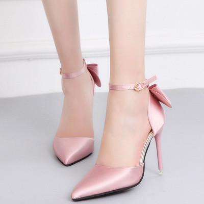 Designer Dress Shoes 10cm size 34-40 Pointed Toe women banquet Pumps lady Wedding Party girl Casual dancing party high heels G90