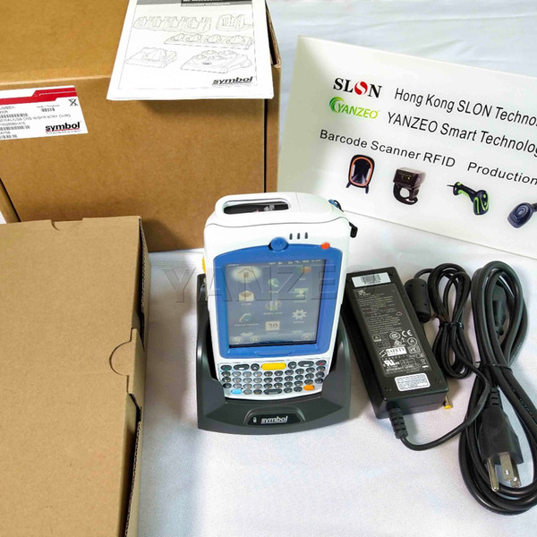 MC75A0-H10SWQQA0GR For Motorola MC75A0 Mobile Barcode Scanner Computer 256MB 1GB WM6.5 With Charging + Power supply