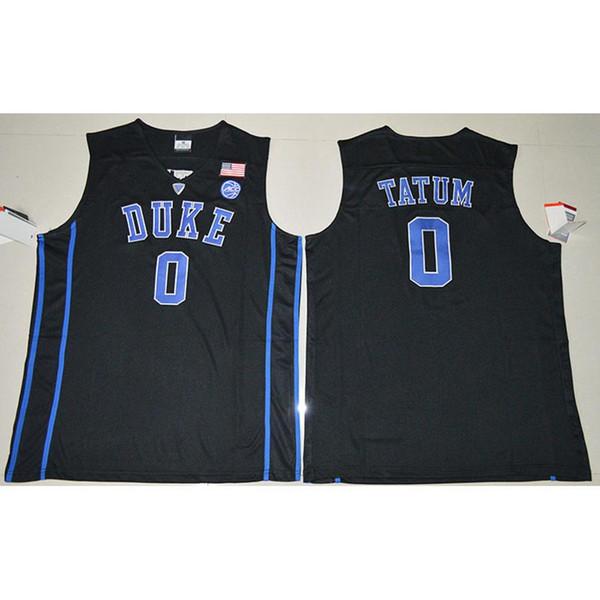 Mens Jayson Tatum Jersey Duke Blue Devils College Basketball Jerseys High Quality Stitched Name&Number Size S-2XL