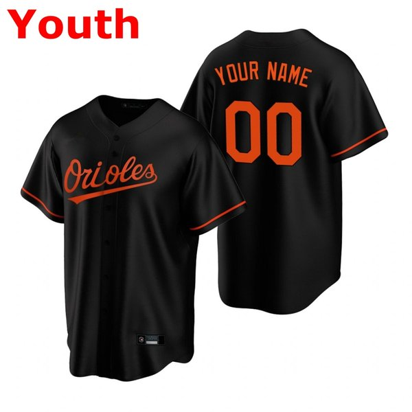 Youth 2020 Cool Base Black