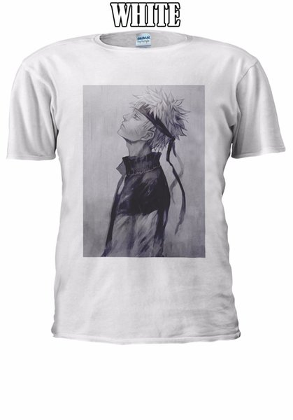 Naruto Japanese Manga Anime Fun ??? T-shirt Vest Tank Top Men Women Unisex 2431 Funny free shipping Casual tshirt