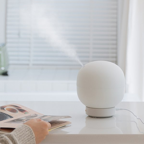 Creativo PaoPao Aroma Diffusore 500ml Timing Impostazione domestico umidificatore d'aria Camera da letto luce calda diffusore di olio essenziale Regali creativi