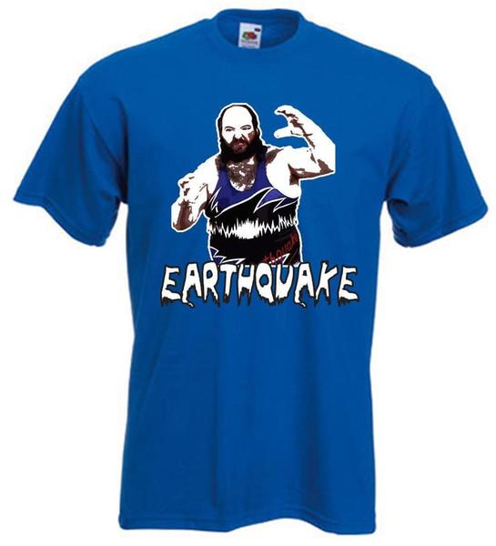 Camisa de manga larga o camiseta de lucha contra el terremoto WWF Old School