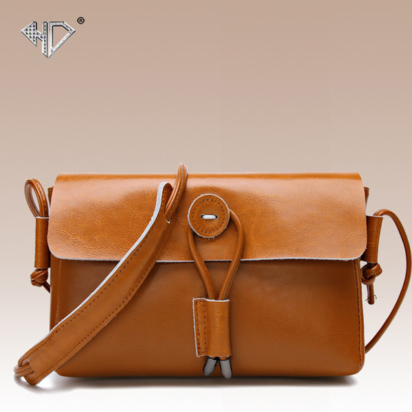 Pop2019 Luggage Will China And Bags A Summer Genuine Leather Cowhide Single Shoulder Messenger Packet Woman Package
