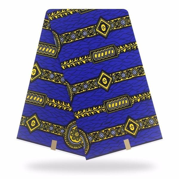 African Fabric Wax Hollandais 6yard African Wax Print Fabric Holland High Quality Real Hollandais Dutch Sewing