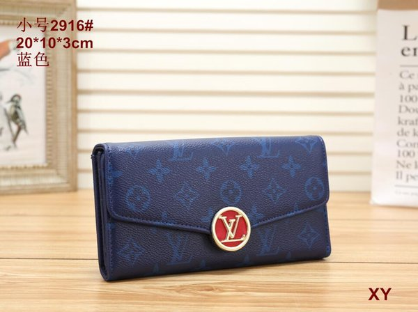 2019 High Quality Famous designer Shoulder bag Pu leather Fashion chain bag Cross body Female designer women's handbag wallets purse tags 18