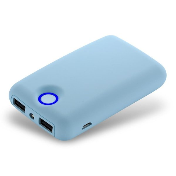 Battery Polymer Portable 60 Office Lightweight Fast Lithium Outdoor Mini Power Charge Home Ultra-thin ion Bank Fashion