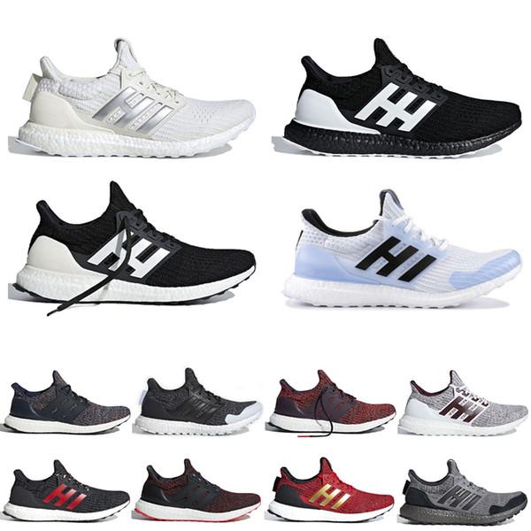 Adidas Ultra boost 3.0 4.0  sneaker 3.0 4.0 CNY triple nero bianco hypebeast primeknit ultra corridore estate vincere designer di formazione sport