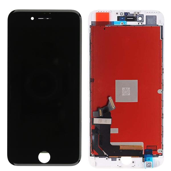 Cold Press technology mobile phone lcd for iPhone 7Plus 7 plus 7+ LCD Display Digitizer Black & White Assembly Replacement Free DHL Shipping