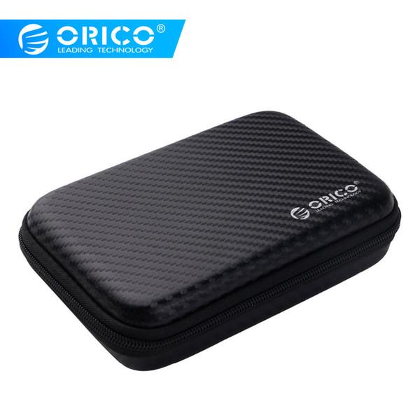 Сумки Случаи ORICO 2,5-дюймовый внешний мешок защиты диска для внешних 2,5-дюймовый жесткий диск / наушники / U диск Жесткий диск