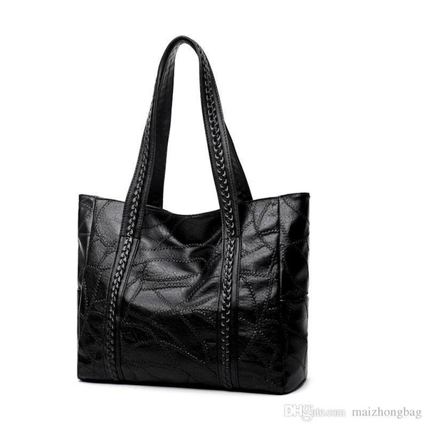 Designer Fashion Bags New Vogue Leather Handbag For Women Pu Material Women Tote Hand Bags Fashion