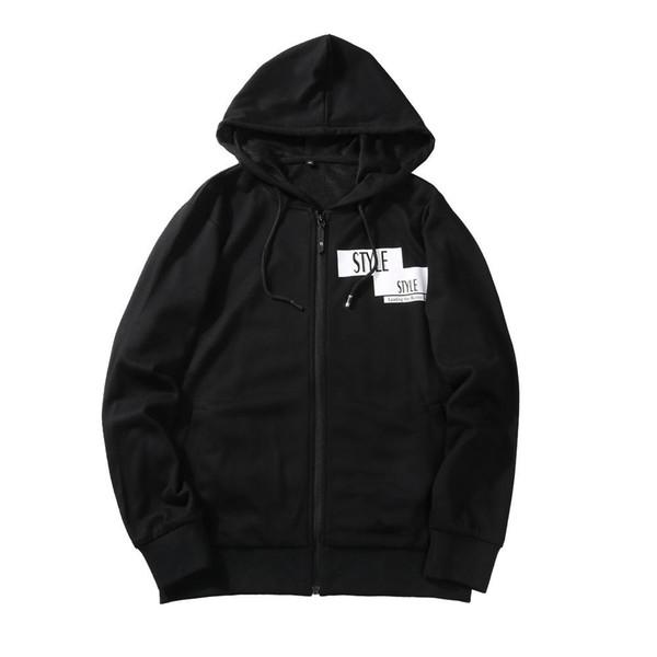 Mens women hood coat pullover European size new men's sweater hooded autumn and winter men's baseball uniform sports sweater men j