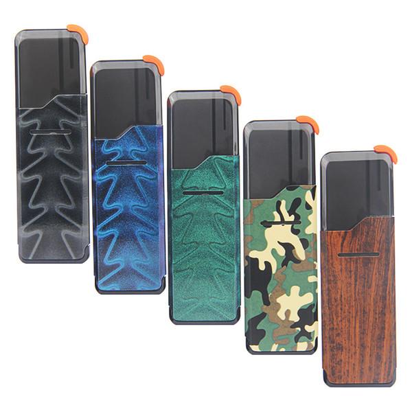 Аутентичные Damosy электронные сигареты стручки комплект устройства 16 Вт 400 мАч батарея электронная сигарета 2 мл vape картриджи vape pen Box Mod vapor Рождество