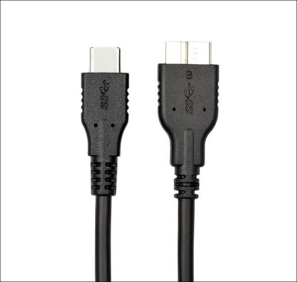 20cm - USB-C-Siyah