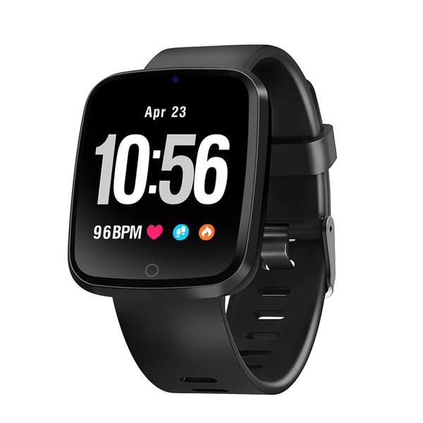 Heart rate blood pressure detector V6 smart bracelet waterproof smart watch men's outdoor fitness tracker wearable device