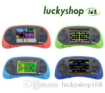 New CoolBaby RS-8A Portable Retro Mini Handheld Game Console 260 Games English