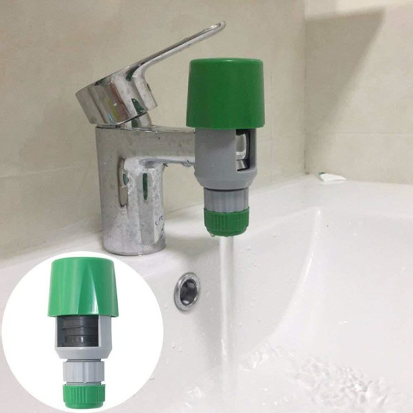2019 GH Kitchen Faucet Adapter Bathroom Basin Water Hose Thread Tap Faucet  Connector For Garden Outdoor Indoor Dropshipping From Hobarte, $26.03 | ...