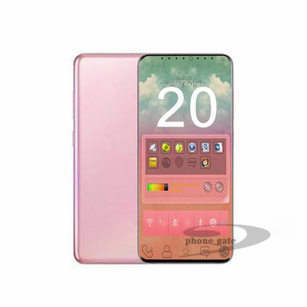 best selling Show 5G es20+ 20plus 20U 6.9inch 1GB 2GB RAM 4GB 8GB 16GB ROM WIFI Bluetooth Andorid Unlocked Mobilephone