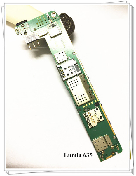 french language original motherboard for nokia lumia 635 4g single sim mainboard motherboard logic board ing