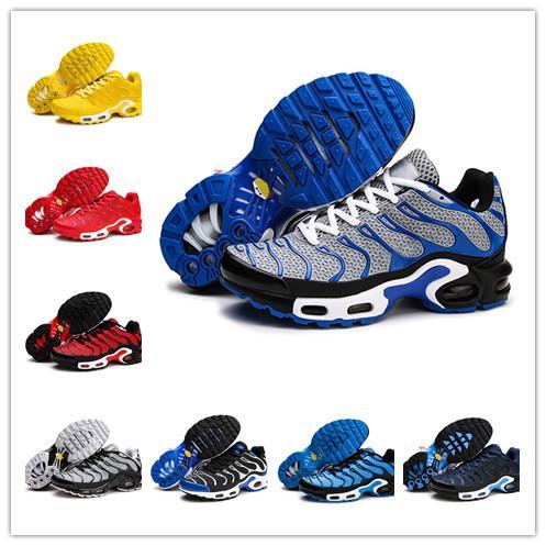 Tn 2019 Kpu Mens Designer Sneakers Chaussure Homme Tn Running Shoes Retro Basketball Sport Trainers Triple Plus Size Eur40-47