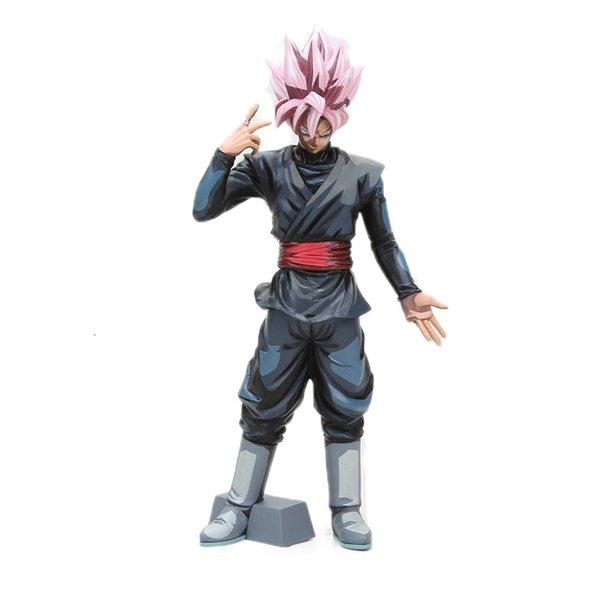 30cm manga pink hair