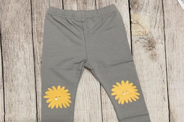 T-shirt a manica corta INSERBY stile caldo BEBE primavera / autunno stile bavero ciliegie per ragazze