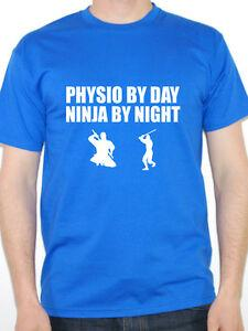 Funny Physio T Shirt PHYSIO BY DAY Shirt BY NIGHT Physiotherapy Gift Shirt  On T Shirt Hilarious Tee Shirts From Cafepresshirt, $12 7| DHgate Com