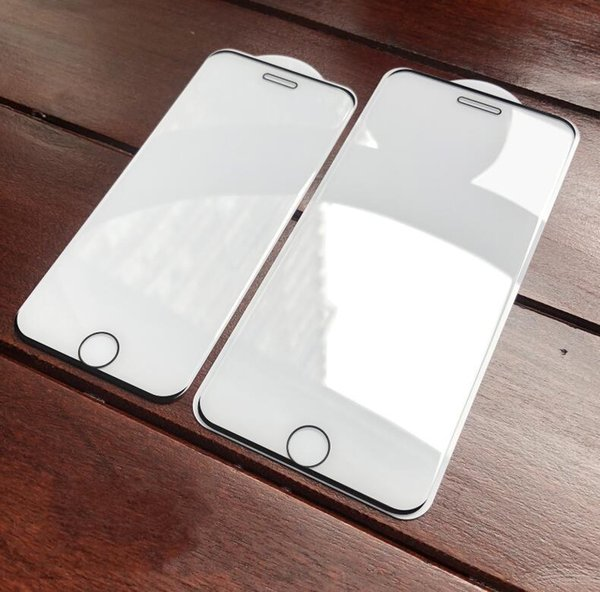2019 new For iphone X XS XR XS MAX non bumper Tempered Glass Screen Protector Film With without Retail Paper Package