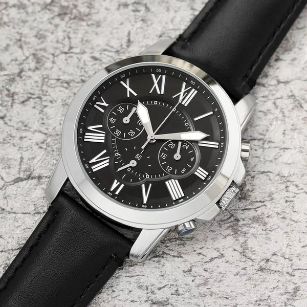 Fashion Role Tag quality Marca US HUB Agate orologio da polso da uomo cronografo cinturino orologio da polso maestro orologio Indovina il big bang